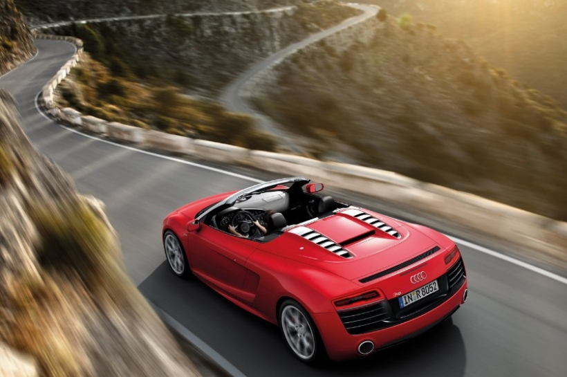 Nuevos datos acerca de la próxima generación del Audi R8