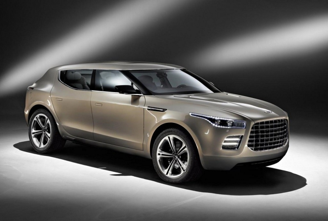 Aston Martin negocia la fabricación de un SUV con base de Mercedes-Benz