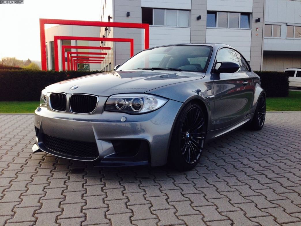 c mo convertir tu bmw 118d en un bmw serie 1 m csl con. Black Bedroom Furniture Sets. Home Design Ideas