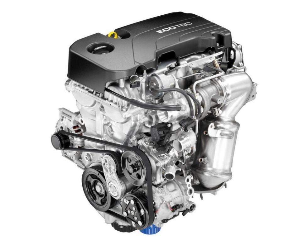 La Gama De Motores Ecotec De General Motors Se Ampl U00eda