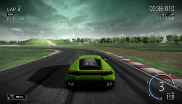 City Car Driving    Lamborghini