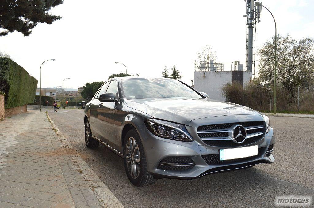 Mercedes benz clase c 2014 toma de contacto for Mercedes benz clase c