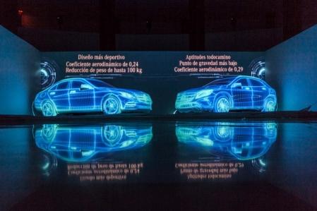 Concesur Mercedes-Benz presenta la nueva Clase C y GLA en Sevilla