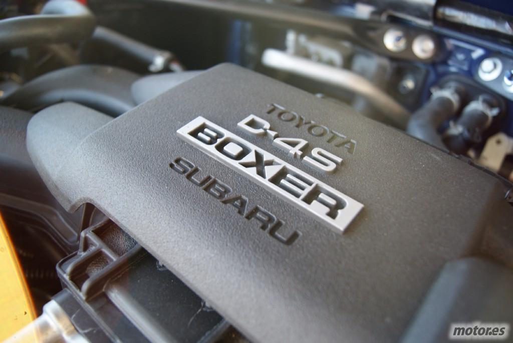 Q Significa Motor Boxer Que como buen atmosferico que