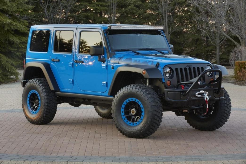easter jeep safari 2014, seis prototipos de jeep muy bestias - motor.es