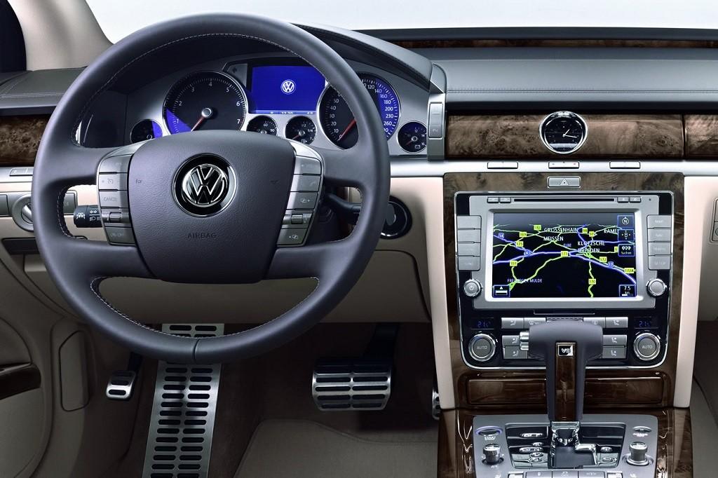 El nuevo Volkswagen Phaeton llegará en 2018