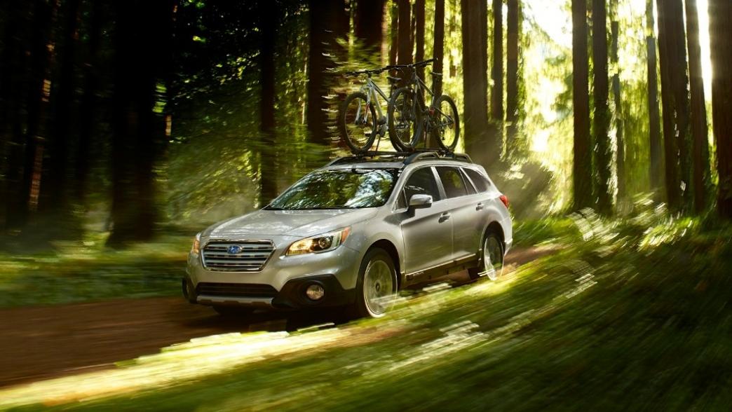 El Subaru Outback 2015 Saluda Desde Nueva York Motor Es