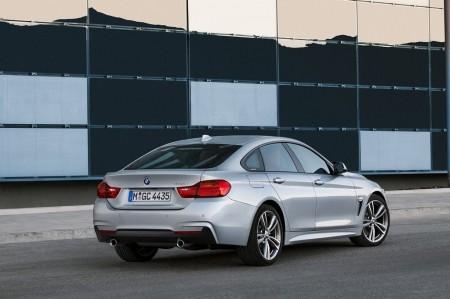 BMW Serie 4 Gran Coupé disponible desde 39.300 euros