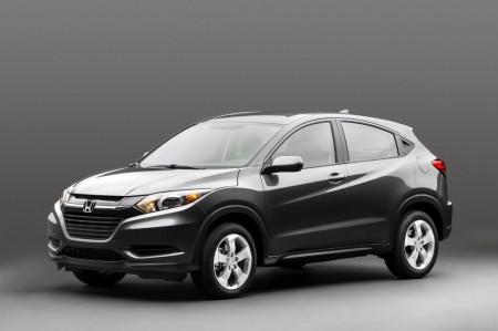 Honda HR-V 2015, el nuevo SUV compacto ya tiene nombre
