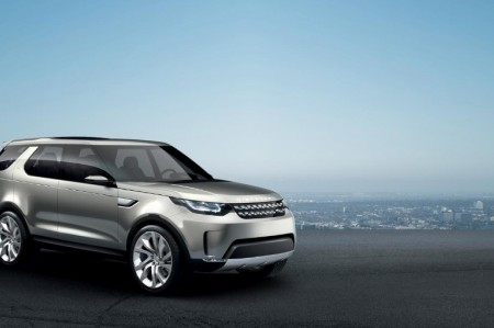 Land Rover Discovery Vision Concept, anticipando el futuro