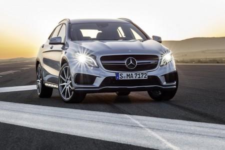 Precios del Mercedes-Benz GLA 45 AMG