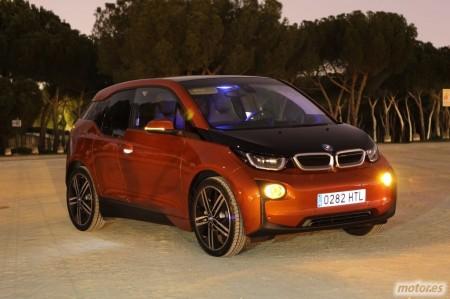 El BMW i5 llegará en 2017 con 320 Km de autonomía