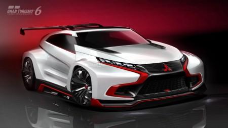 Mitsubishi XR-PHEV Evolution Vision Gran Turismo