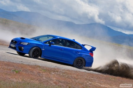 Subaru WRX STI, presentación (III): Comportamiento dinámico, conclusiones y valoración