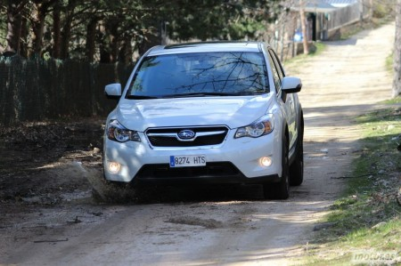 Subaru XV 2.0 TD, en marcha (III)