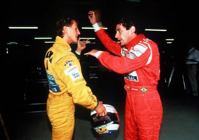 Frases sobre Ayrton Senna - Motor.es