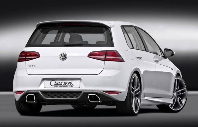 Volkswagen Golf 2014 Tuning el Volkswagen Golf