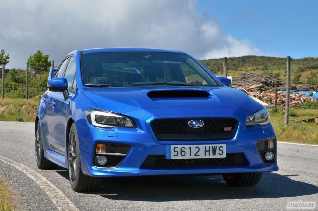Subaru WRX STI, presentación (I): Gama, precio y rivales