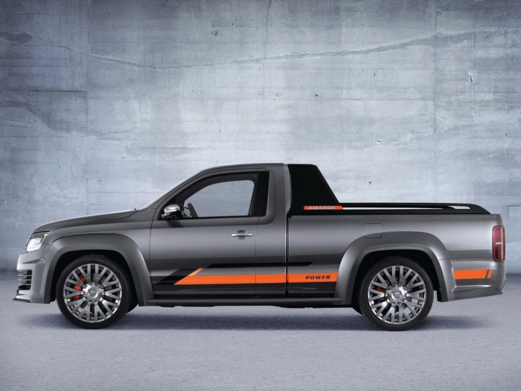volkswagen amarok power pick up concept. Black Bedroom Furniture Sets. Home Design Ideas