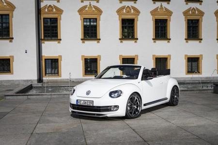 ABT pone a punto el Volkswagen Beetle Cabriolet