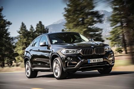 Oficial: Nuevo BMW X6 2014