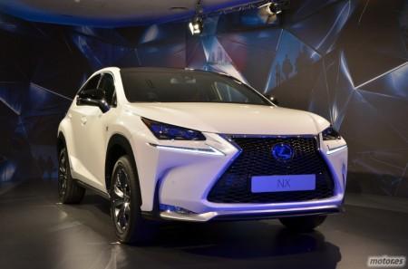 Lexus NX, primer contacto (I): Gama, motores, equipamiento y precios