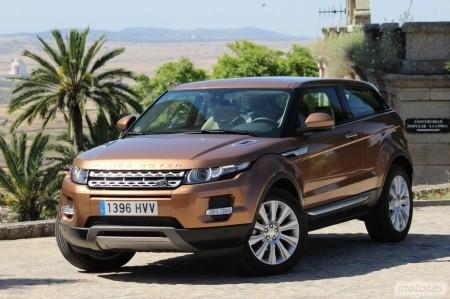 Range Rover Evoque, en marcha y conclusiones (III)