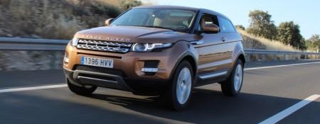 Range Rover Evoque, exterior e interior (II)