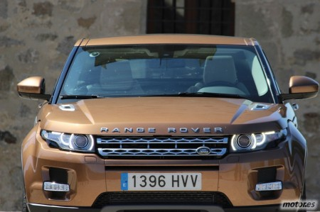 Range Rover Evoque, introducción (I)