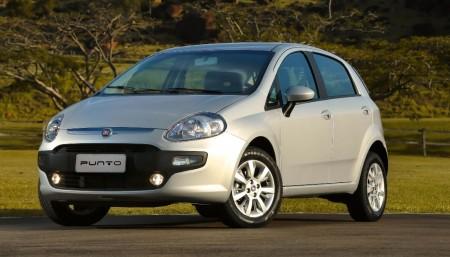 Italia - Mayo 2014: El Fiat Punto entona el canto del cisne