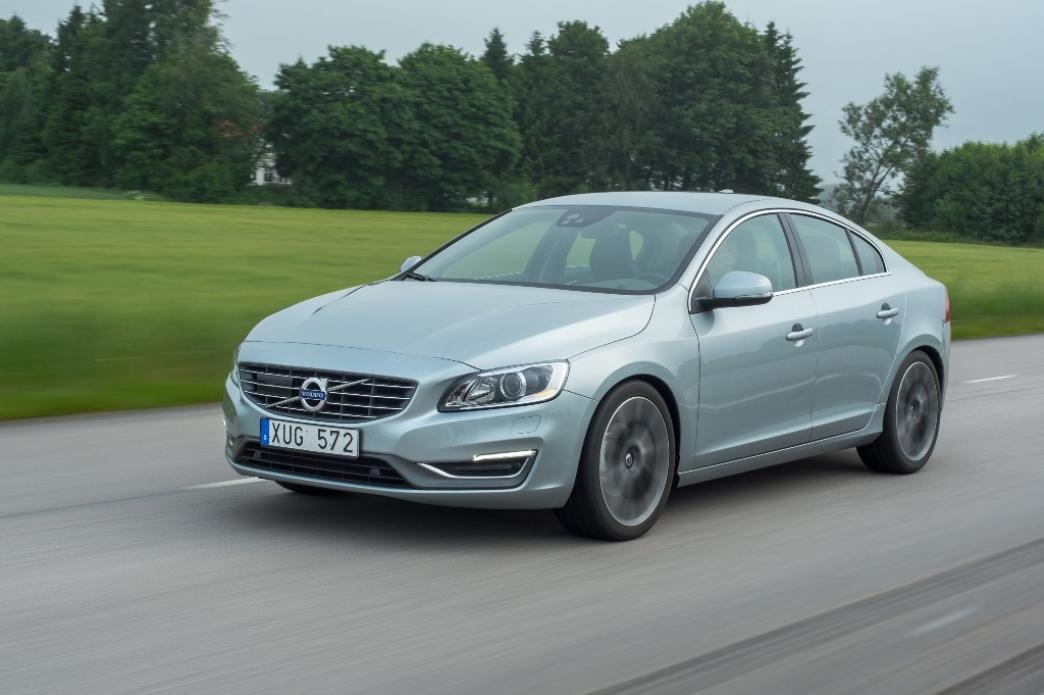 Volvo S60 y V60 'Connected Edition', edición especial ...