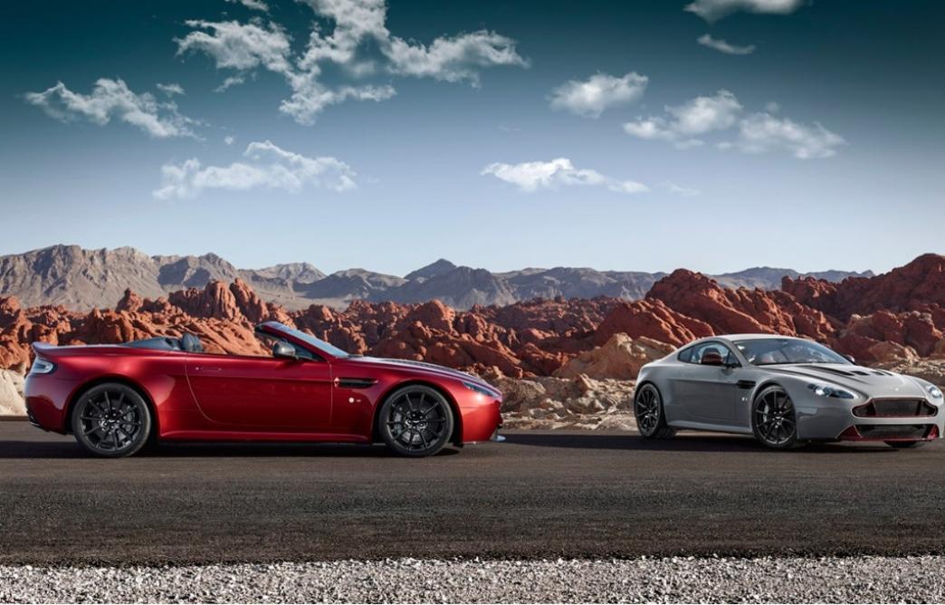 Aston Martin V12 Vantage S Roadster 2015 Un Oasis De Potencia Y Belleza Motor Es