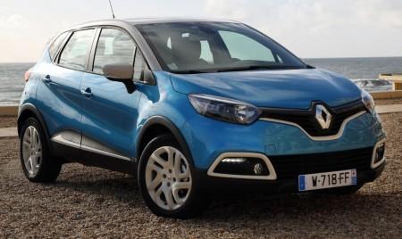 Francia - Junio 2014: El Renault Captur, más fuerte que nunca