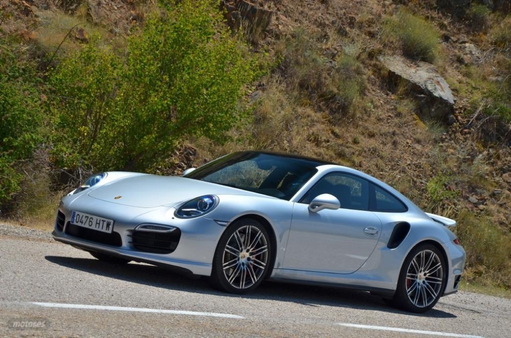 Porsche 911 turbo ii dise o habitabilidad y maletero for Porche diseno