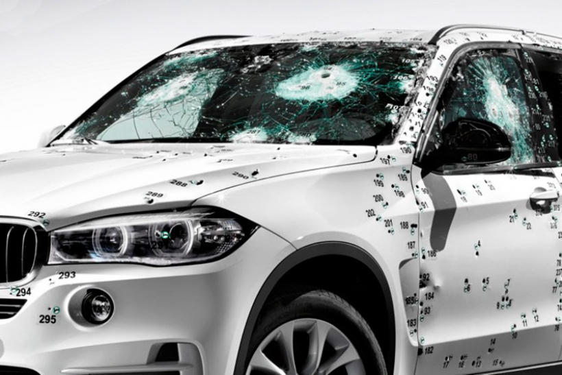 Bmw X5 Security Plus A Prueba De Balas Motor Es