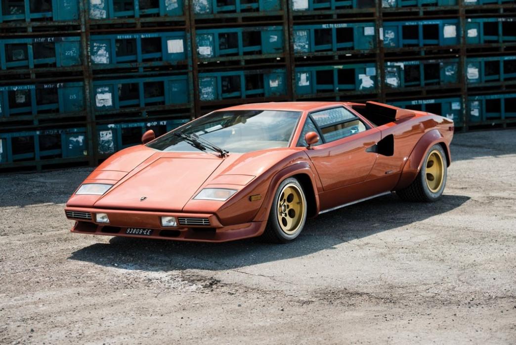 191 Cu 225 Nto Vale Un Lamborghini Countach De 1979 Con 864