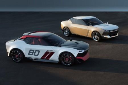 El Nissan IDx se verá más musculoso y menos retro en su producción