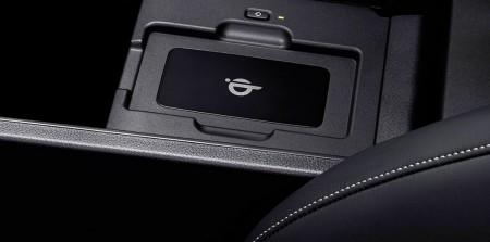 Lexus NX 300h, con carga inalámbrica de smartphones