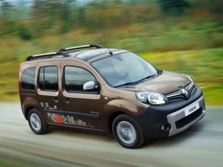 Renault completa la gama Kangoo con el motor 1.2 TCe de 115 CV