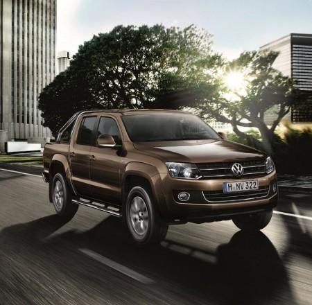 Volkswagen Amarok Highline Edition, nuevo acabado con más equipamiento