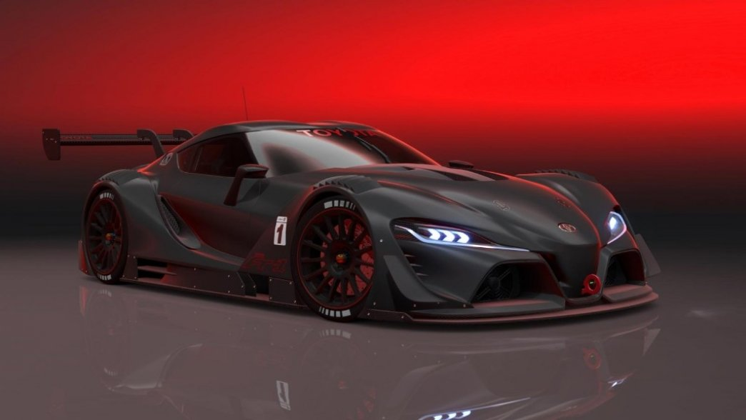 Toyota Ft 1 >> Toyota FT-1 Vision Gran Turismo Concept - Motor.es