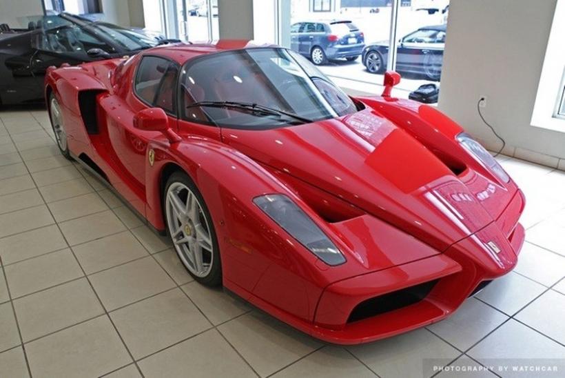 Ferrari F40 For Sale >> Un Ferrari Enzo de 2,4 millones, a la venta en eBay - Motor.es