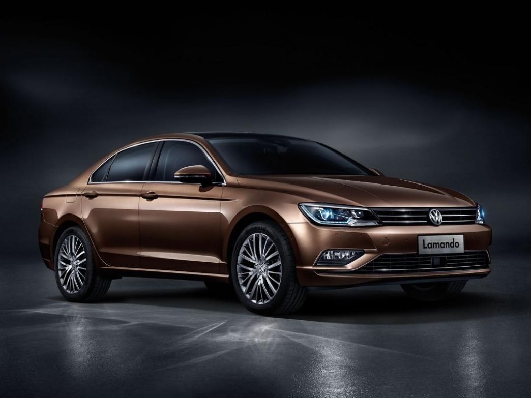 Volkswagen lamando china estrena el new midsize coupe de producci n motor es