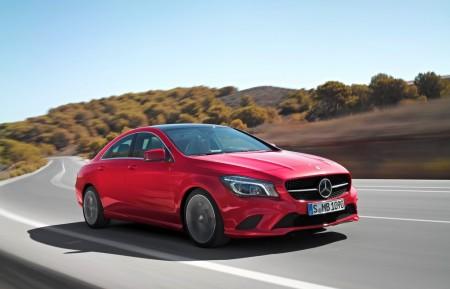 El Mercedes CLA recibe más equipamiento