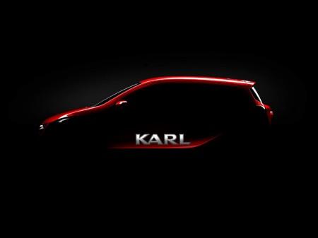El nuevo Opel Karl será el modelo de acceso a toda la gama