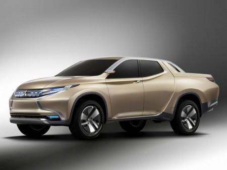 FIAT traerá una pick-up de tamaño medio de origen Mitsubishi