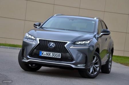 Las 8 tecnologías novedosas que estrena el Lexus NX