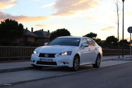 Lexus GS 300h: En marcha y conclusiones (II)