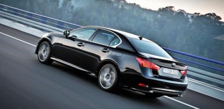 Lexus GS F, ¿nueva berlina de altas prestaciones?
