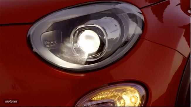 Fiat 500x, video teaser